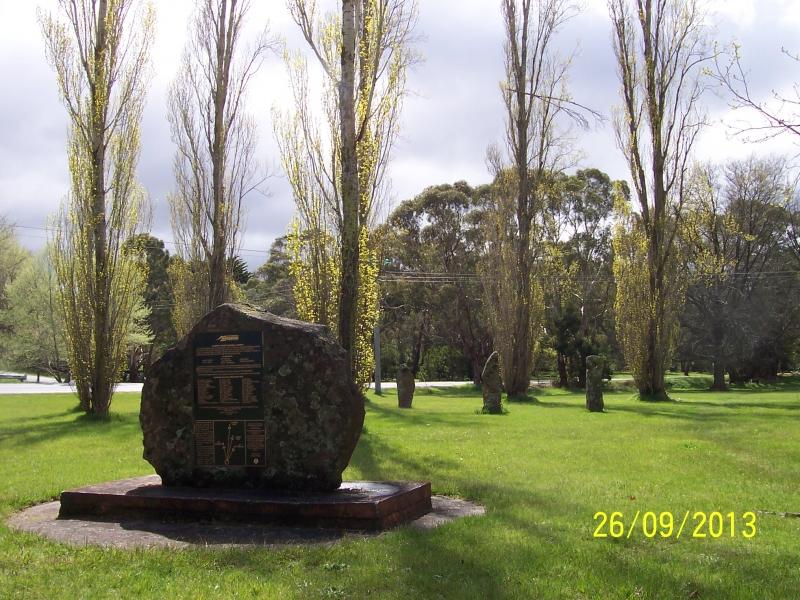 Centennial Park History Memorial