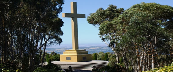 Mount Macedon Cross