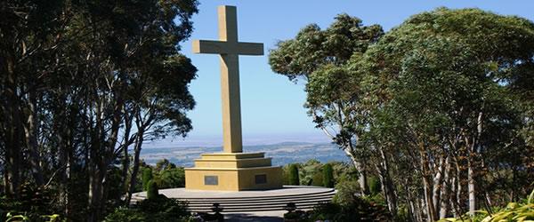 Mount Macedon Cross