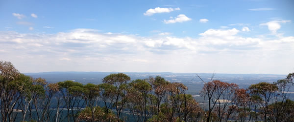 Views From Mount Macedon
