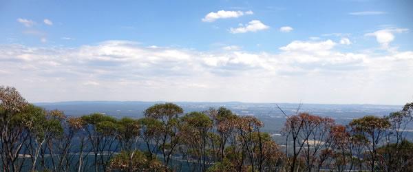 Views From Mount Macedon