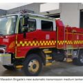 MACEDON CFA TANKER 2 AUTOMATIC FIRST 'STATE OF THE ART' to ARRIVE in ANY BRIGADE